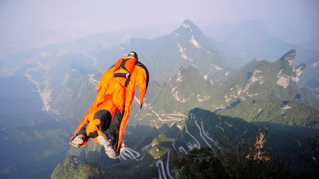 'Carnage' As Wingsuit BASE Jumping Death Spree Reaches 20